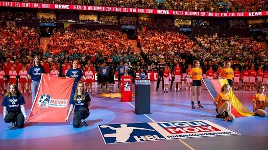 Компания LIQUI MOLY стала Титульным Спонсором Handball Bundesliga!