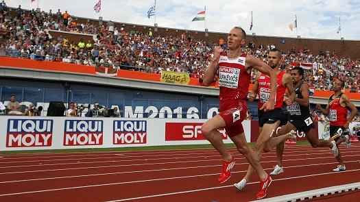 Компания LIQUI MOLYОфициальный партнёр Чемпионата Европы по легкой атлетике 2020!