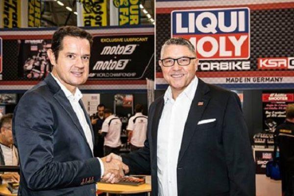 «Компания LIQUI MOLY продолжит своё участие в Мотоциклетных гонках — MotoGP!!!