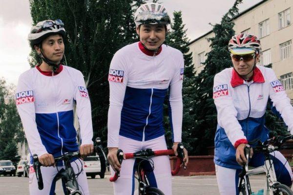 Мега событие года Нон-стоп вело марафон «Ынтымак» стартовал!!!