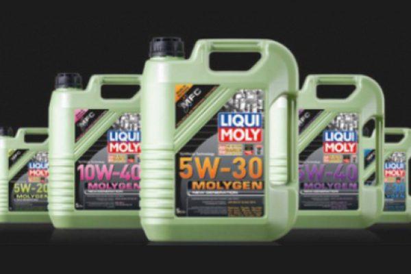 Уникальные разработки компании LIQUI MOLY – самое современное моторное масло MOLYGEN New Generation 5W30!
