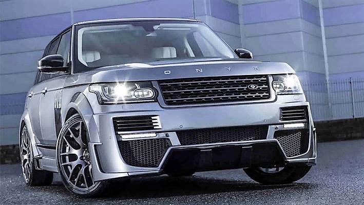 Автомобиль Компании Land Rover – это Английский Король Дорог!