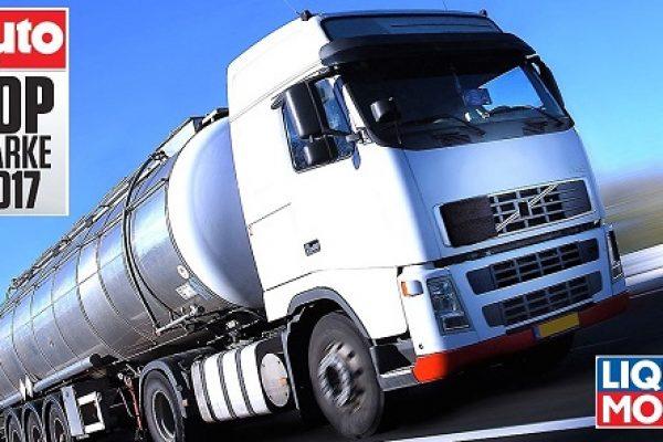 Компания LIQUI MOLY признана лидером в категории Масла для грузовиков.