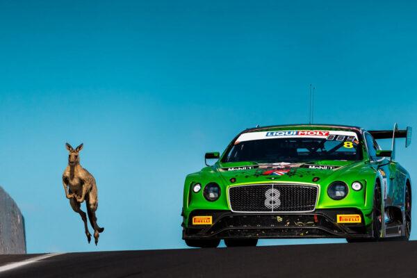 В Австралийском Батерсте прошла гонка спорткаров LIQUI MOLY Bathurst 12Hour.