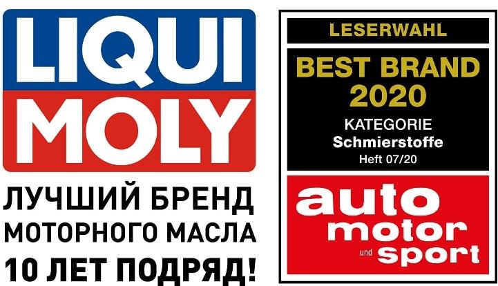 LIQUI MOLY — лучшее моторное масло!