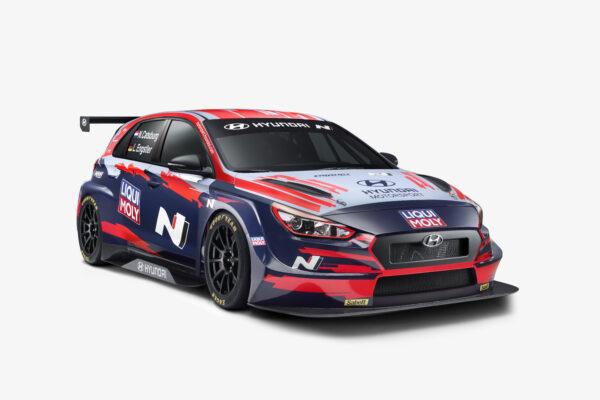 LIQUI MOLY вместе с Hyundai участвует в WTCR – Чемпионате Мира среди кузовных автомобилей