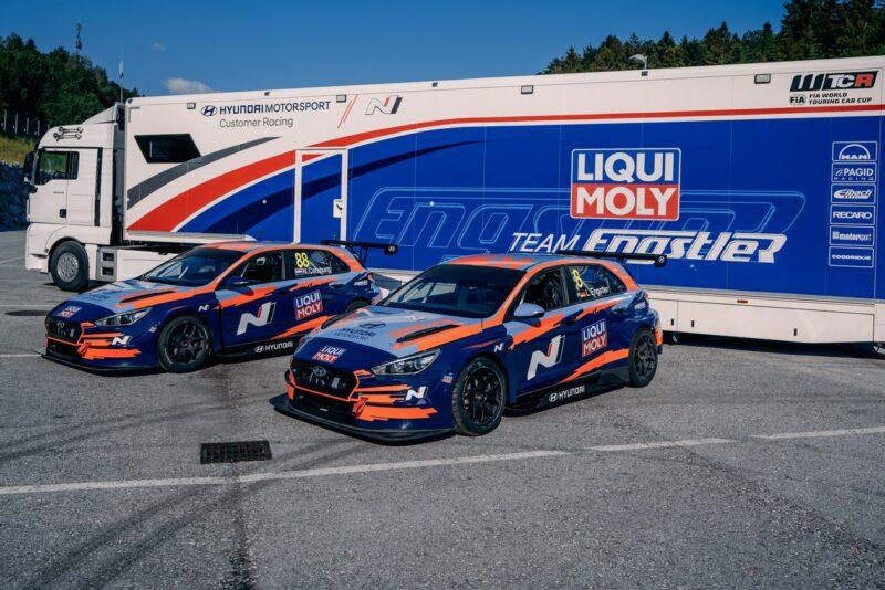 Старт Чемпионата Мира по кузовным гонкам WTCR вместе с LIQUI MOLY.