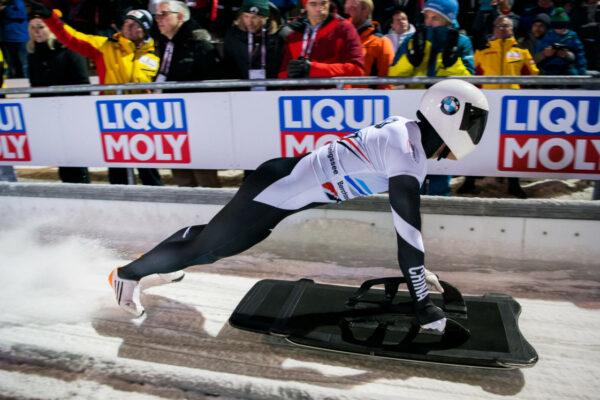 Зимние виды спорта под знаком LIQUI MOLY!