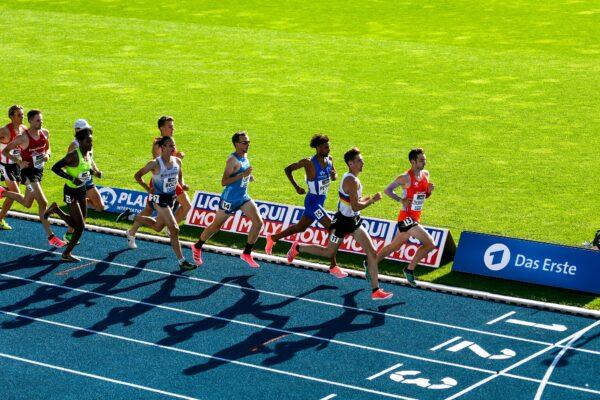 Компания LIQUI MOLY выступает спонсором на Чемпионате Европы по легкой атлетике 2021.