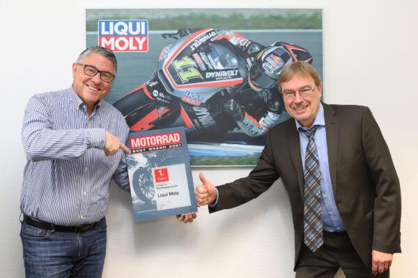 LIQUI MOLY – девять изданий, десять титулов, один бренд!